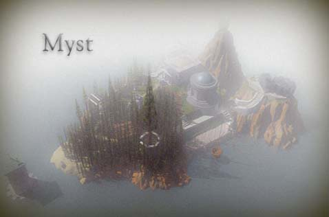 Myst Available Now, Weighs In At Massive 727 MB