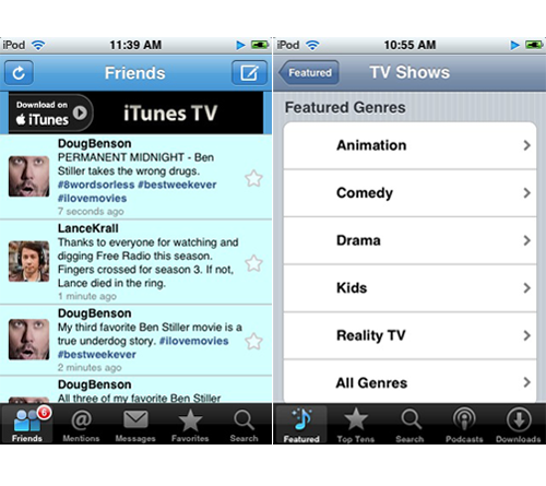 Screenshots Indicate Apple May Be Working On Wireless TV, Movie Downloads For iPhone