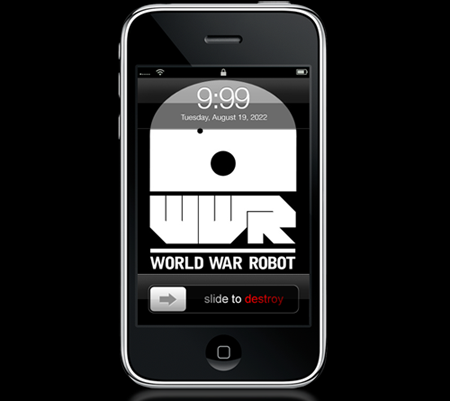 Newtoy To Bring World War Robot Game To iPhone