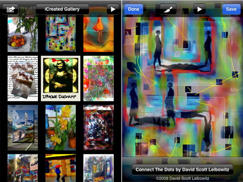 iCreated Lets You View iPhone-Created Artwork And More