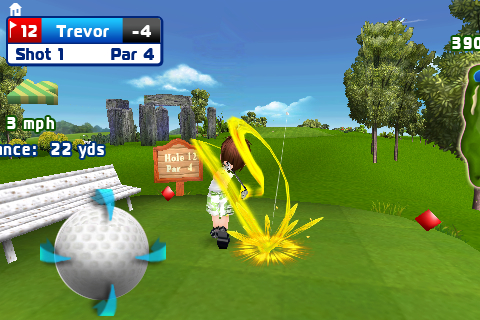 Review: Let's Golf