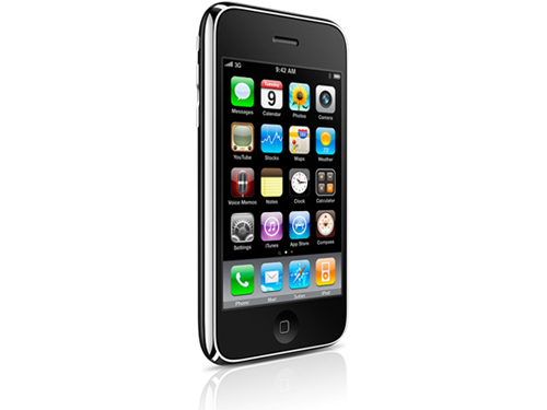 Apple Highlights Oleophobic Coating In iPhone 3G S Tech Specs