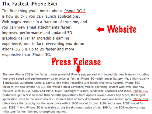 It's Officially iPhone 3GS, Not 3G S