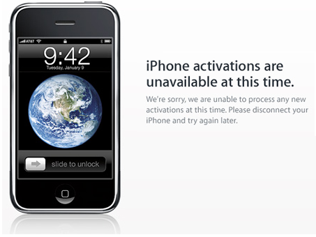 Apple Gives $30 iTunes Store Credit For iPhone 3G S Activation Delays