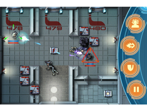 Mass Effect Galaxy Now Available In App Store