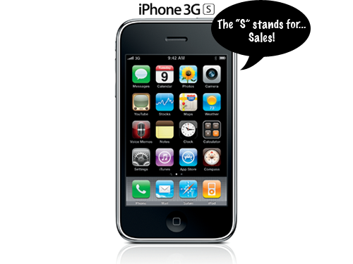 Over One Million iPhone 3G S Units Sold In First Three Days