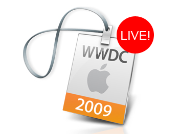 Come Join Us In Our WWDC '09 Live Blog!