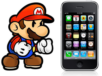 Nintendo Warns Of Profit Decline, Blames iPhone