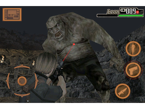 Survival Horror Classic Resident Evil 4 Now Available For iPhone