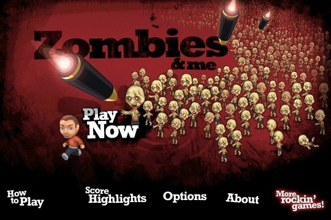 Review: Zombies & Me