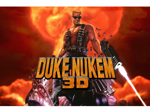 Duke Nukem 3D Released For iPhone, iPod Touch