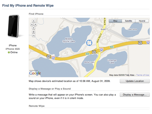 MobileMe's Find My iPhone Feature Used To Track Down Robbers, Again