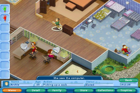 Review: Virtual Families