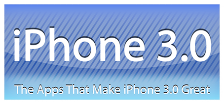 New Applist: Apps That Make iPhone OS 3.0 Great