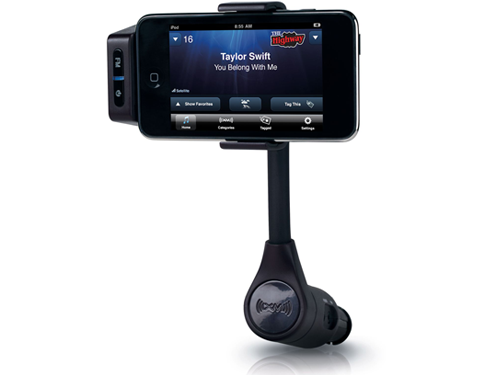 Sirius XM Introduces Rumored SkyDock Satellite Radio Peripheral For iPhone And iPod Touch