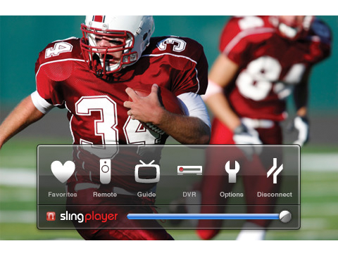 SlingPlayer Mobile v1.1 Update Submitted, Adds Widescreen Viewing And More