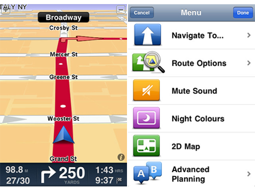 TomTom iPhone App Now Available In U.S. App Store, Priced At $99.99