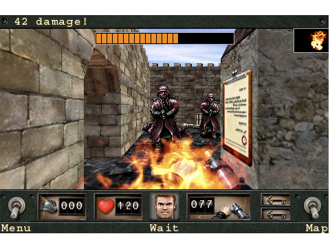 Wolfenstein RPG Hits App Store, Let The Battle Against The Axis Army Begin