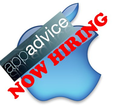 Love iPhone Apps?  Love to Write?  AppAdvice is Hiring!
