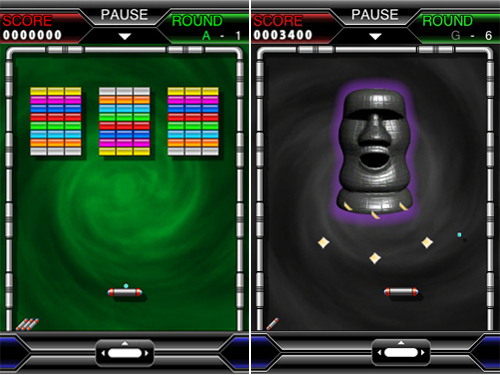 Taito Tugs At Our Retro Gaming Heart Strings With Arkanoid For The iPhone And iPod Touch