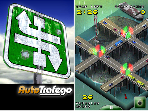 Test Your Skills As A Municipal Traffic Controller In AutoTrafego, Free For A Limited Time