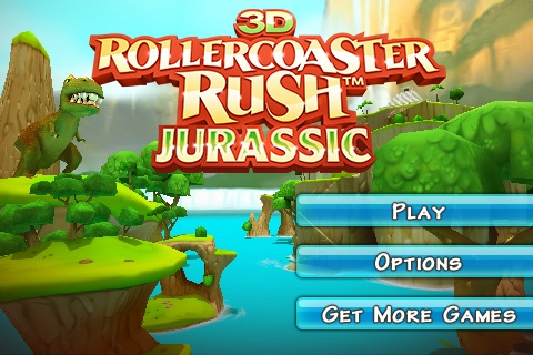 Review: Jurassic 3D Rollercoaster Rush