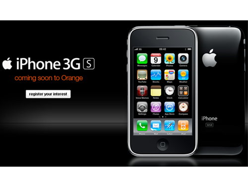 O2's Reign Is Over, Orange Announces Plans To Offer iPhone 3G And 3GS In UK