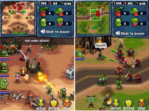 The Robocalypse Is Upon Us! Vogster's Award-Winning RTS Game Comes To The iPhone