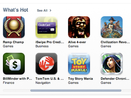 How Does Getting Featured In The App Store Affect App Sales?