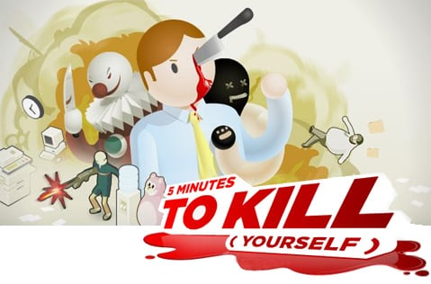 App Store Has 5 Minutes (To Kill Yourself)