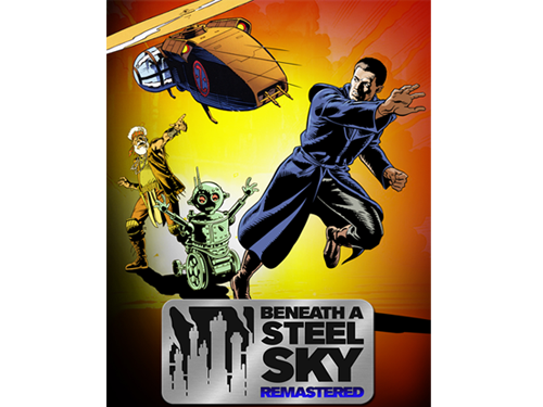 Win One Of Ten Beneath A Steel Sky Comics Signed By Dave Gibbons And Charles Cecil - Open To ALL AppAdvice Readers