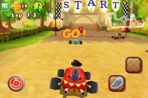 Review: Shrek Kart