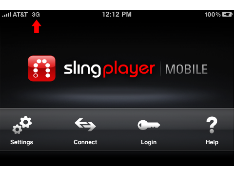 AT&T Relents, Allows SlingPlayer Mobile To Stream Over 3G