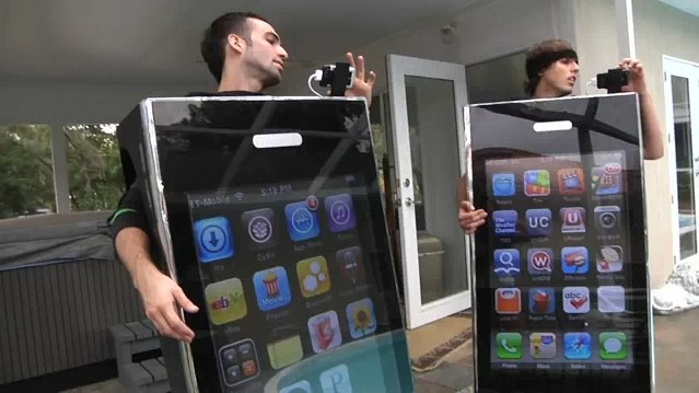 Halloween Might Be Full Of iPhones This Year