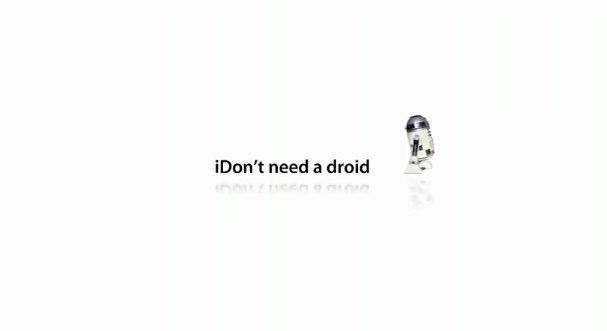 iDon't Care: The Youtube Answer To Verizon's Anti-iPhone Ad