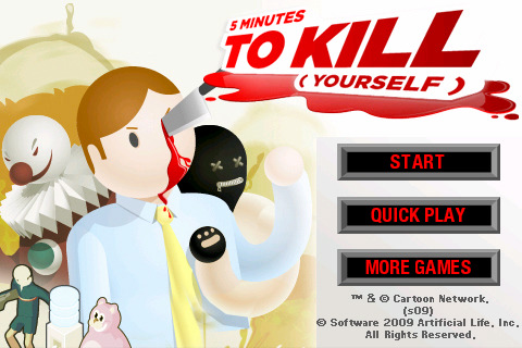 Review: 5 Minutes To Kill (Yourself)