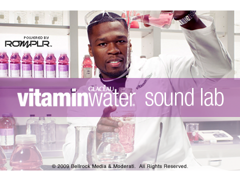 50 Cent Releases Free Sound Lab App That Reminds You To Get Your Vitamins And Buy His Album