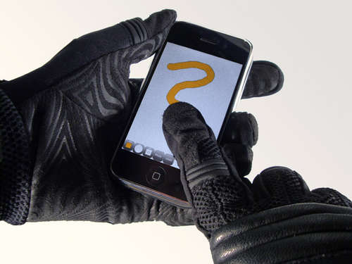 Make Any Pair Of Gloves iPhone-Friendly
