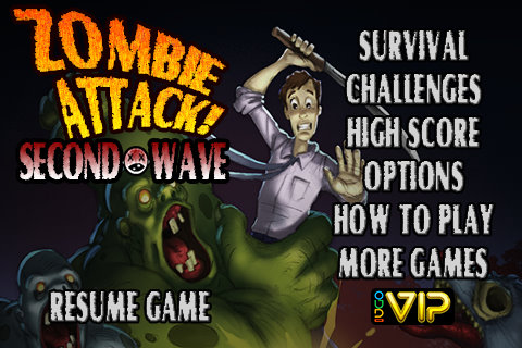 Review: Zombie Attack! Second Wave