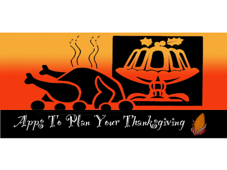 New Applist: Apps To Help You Plan Your Thanksgiving