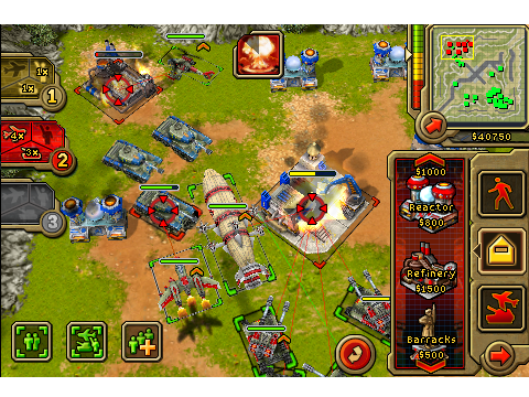 It's Time To Command & Conquer On Your iPhone Or iPod Touch