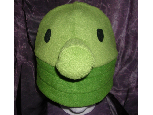 Become 'The Doodler' With This Awesome Fan-Made Fleece Hat