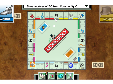 EA Releases The Classic Version Of Monopoly For The iPhone And iPod Touch