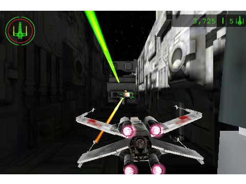 Can You Hit A Thermal Exhaust Port The Size Of A Womp Rat? Find Out In Star Wars: Trench Run