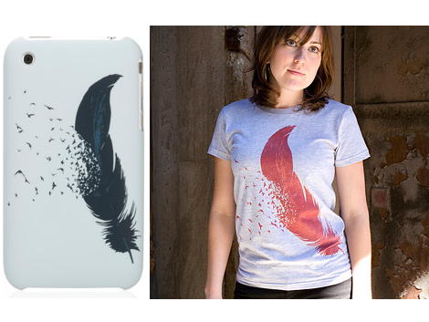 Threadless And Griffin Team Up To Help You Match Your T-Shirt To Your iPhone