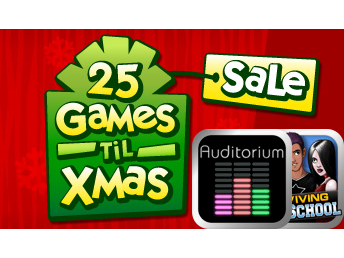 Today's EA 25 Games 'Til Xmas Sale Deal: Auditorium And Surviving High School