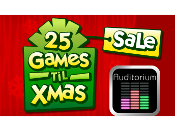 Today's EA 25 Games 'Til Xmas Sale Deal: Auditorium