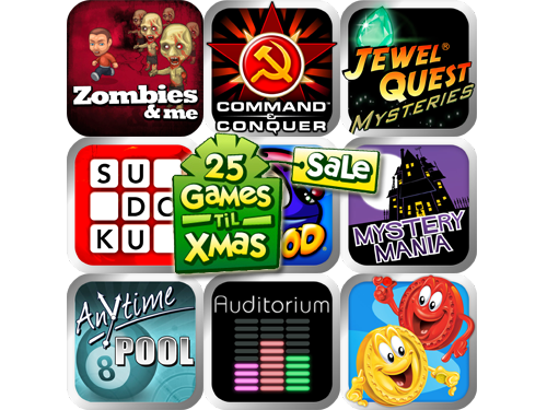 Today's EA 25 Games 'Til Xmas Sale Deal: There's Actually A Whole Bunch!