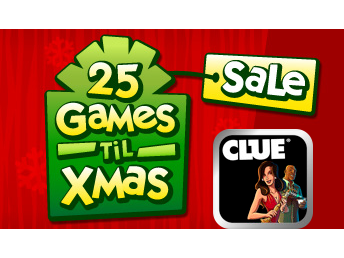 Today's EA 25 Games 'Til Xmas Sale Deal: Clue