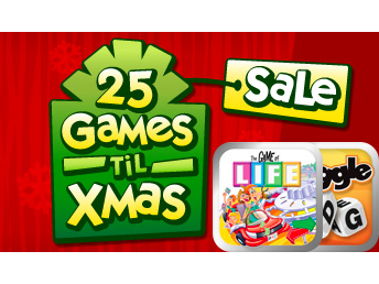 Today's EA 25 Games 'Til Xmas Sale Deal: The Game Of Life And Boggle